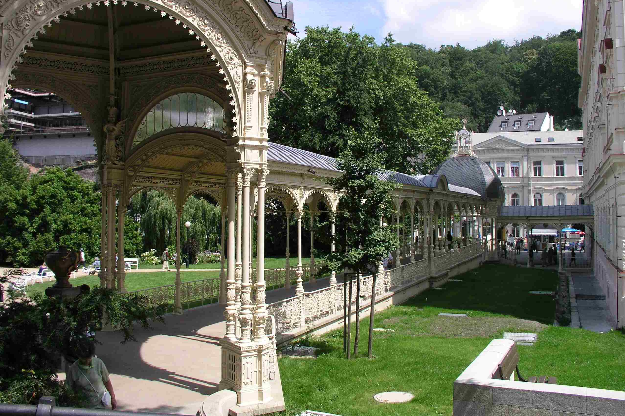 Slavné lázně Evropy na Seznam světového dědictví UNESCO